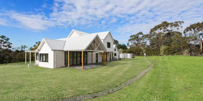 Langwarrin South kit home
